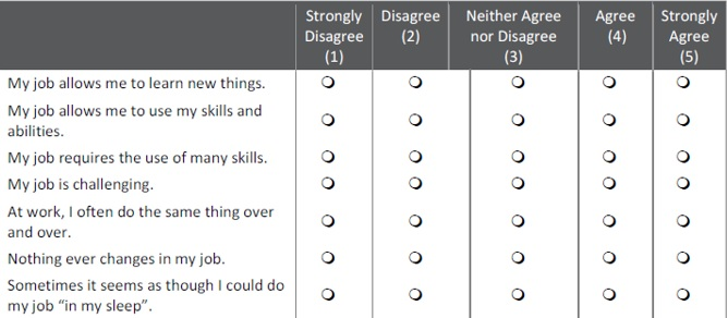 Employee Survey Templates Free Premium ~ Employment Engagement