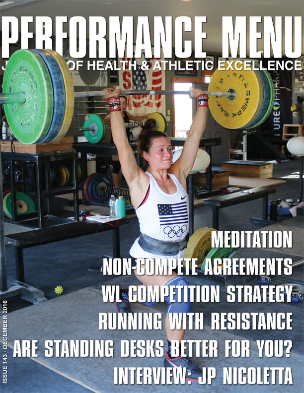 Olympic Weightlifting Catalyst Athletics