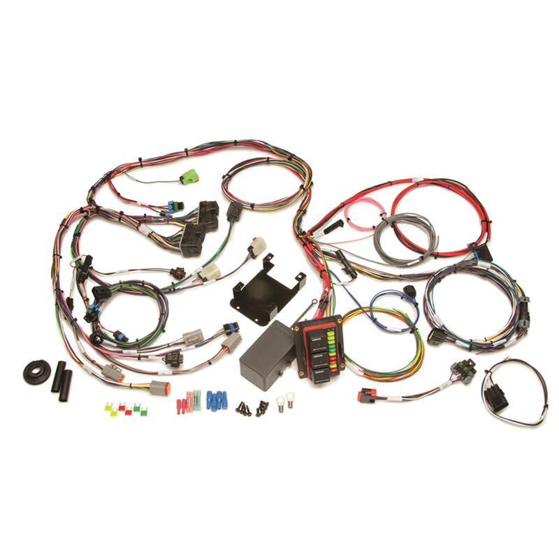 Painless Wiring Engine Wiring Harness 60250; for Dodge Ram 59L