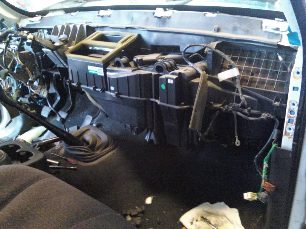 1998 Chevy Blazer Heater Problems