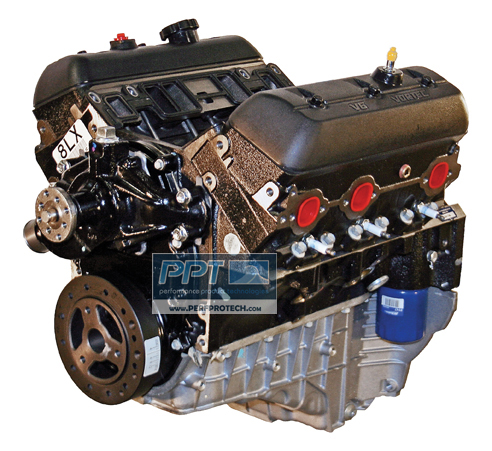 Mercruiser 43L Engine Performance Specifications Longblock