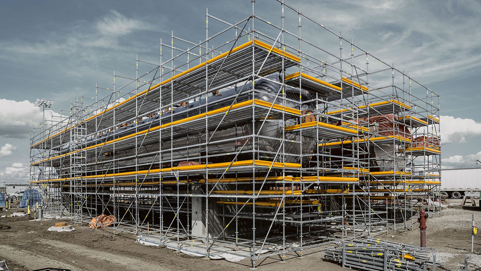 Building Construction Wallpaper Hd Peri Australia Pty Limited The Formwork And Scaffolding