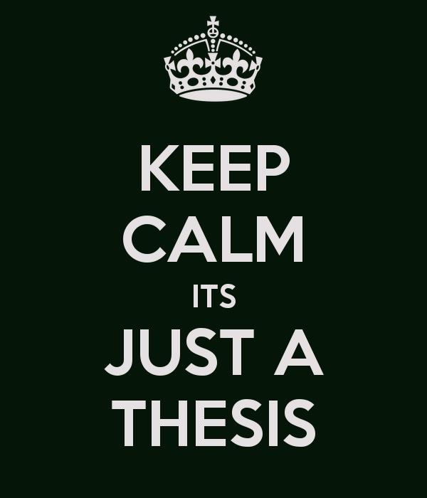 dedication text thesis