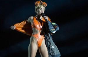 Miley Cyrus en Buenos Aires