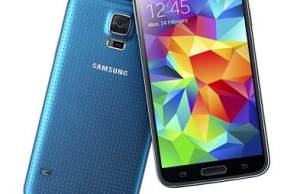 Samsung GALAXY S5 Blue (Copy)
