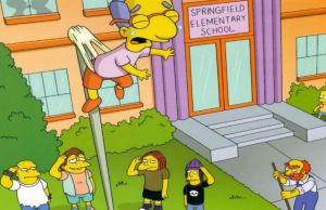 bullying-en-los-simpsons
