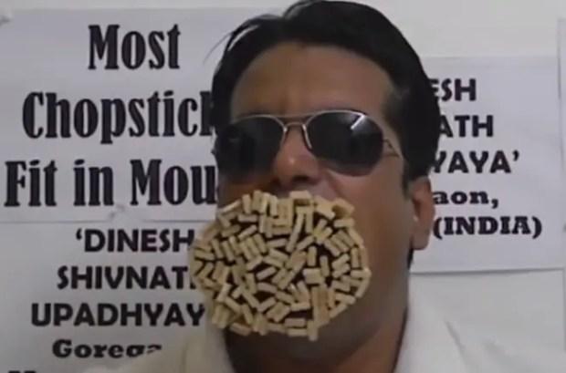 Tiene la boca más grande del mundo