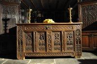 About Us: English Antique Oak - Gothic Furniture UK ...