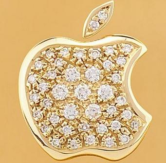 apple diamantes