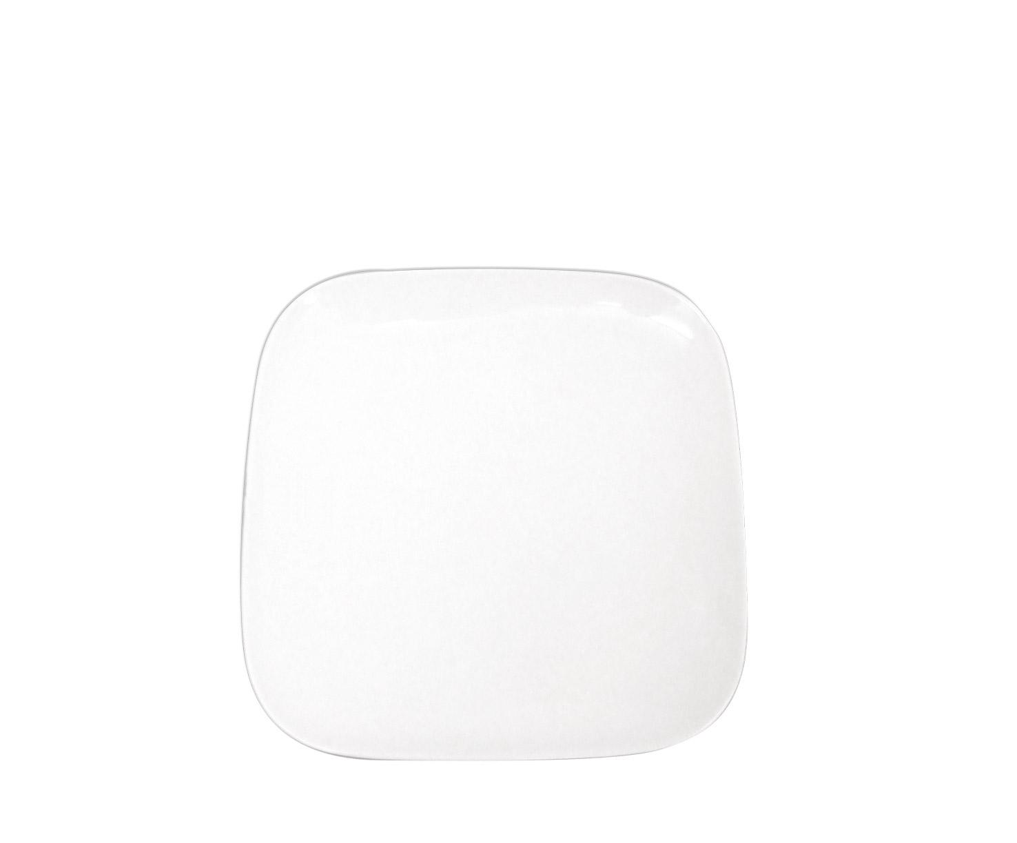White Bone China Square Side Plate ( (PGIFTSG767003