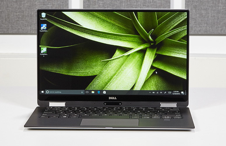 Laptop review Dell XPS 13 2-in-1 (9365)