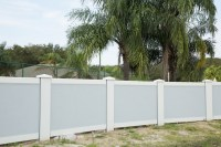 Concrete Fence Designs & Installation