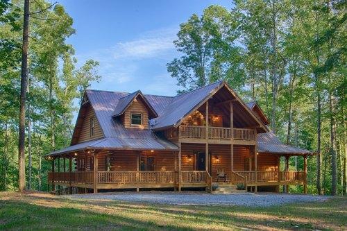 Medium Of Gastineau Log Homes