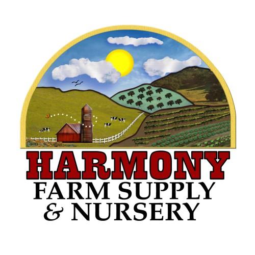Harmony Farm Supply Logo