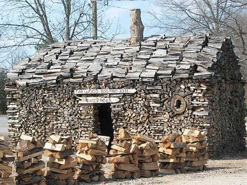 Stacking Firewood From The Basics All The Way To