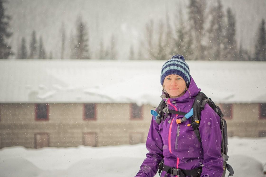 Michele Manning in Holden Village, WA