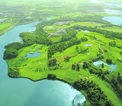 Fota Island Golf Resort Hosts 2014 Irish Open