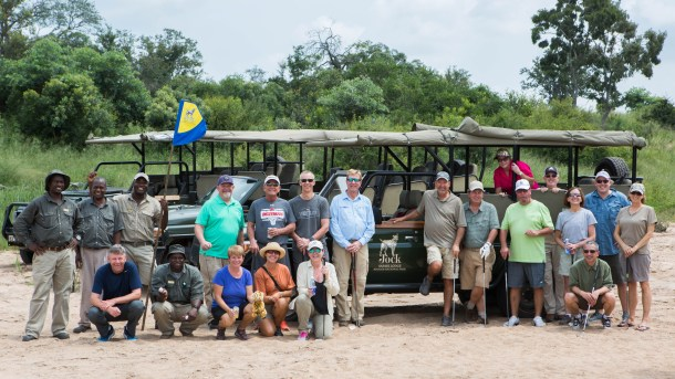 PerryGolf Safari Challenge on Biyamiti River at Jock Safari Lodge