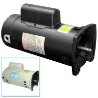 1 Hp 48Y/56Y Motor 3450 RPM 115/230 Volt | Perry's Pool Pump