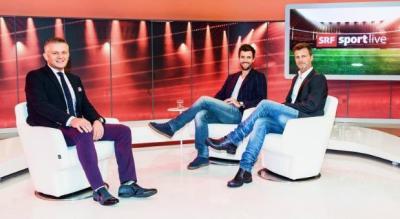 SRF: Fünf frische Chefs für die Sportabteilung - Medien