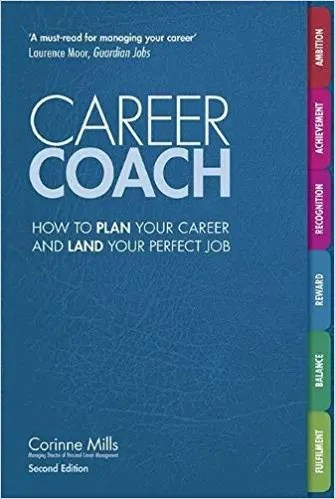 Career Coach books, Manage and Develop your Career
