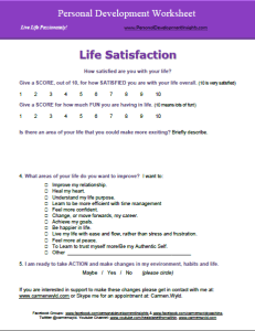Personal_Development_Worksheet_Life_Satisfaction