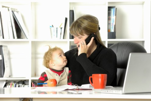 Returning to work – your options for childcare