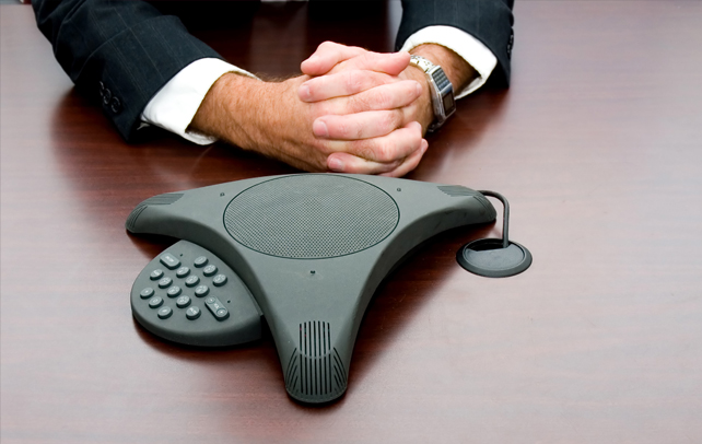 Conference Call Etiquette, Manners