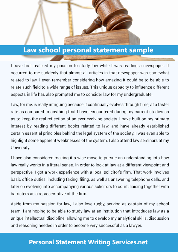 This is a great platform that provides the law school personal - law school personal statement
