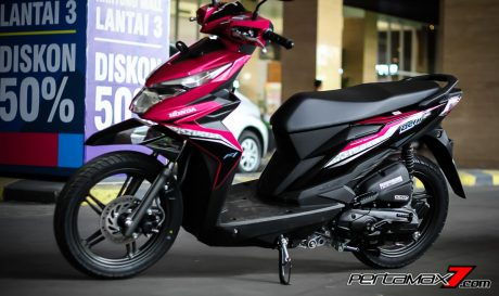 All New Honda BeAT eSP 2016 Pink Pertamax7.com _-45