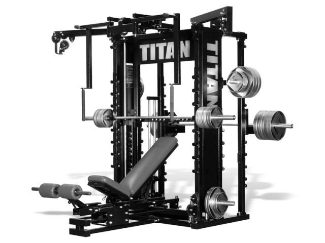TITAN FITNESS EQUIPMENT - Perth Business Directory