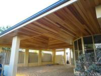Cedar Timber Ceiling Lining boards in Brentwood ...