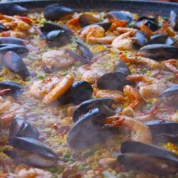 Paella Equipment Hire
