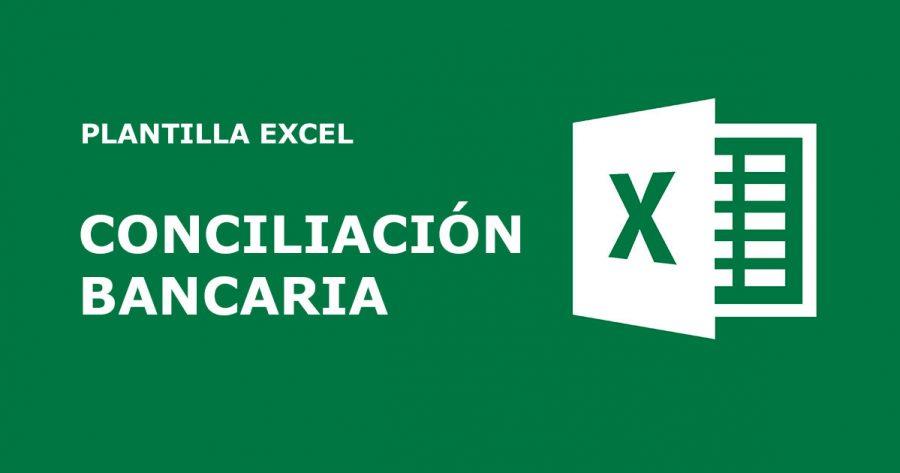 Descargar » Plantilla excel \u2013 Conciliación bancaria