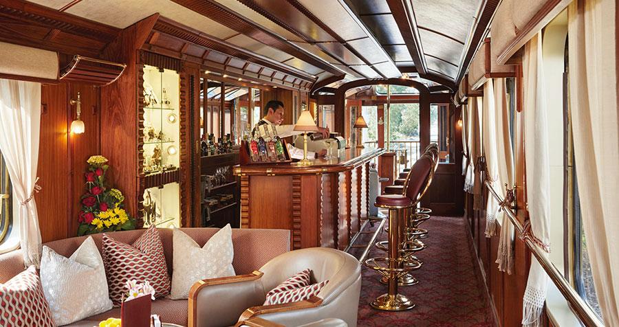 Belmond Hiram Bingham a luxurious Train PeruRail PERURAIL