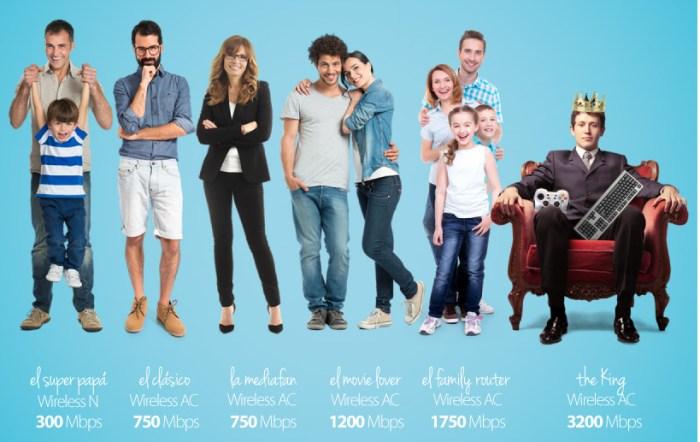 [Nota de Prensa] D-Link presenta la familia de Routers para cada estilo de vida