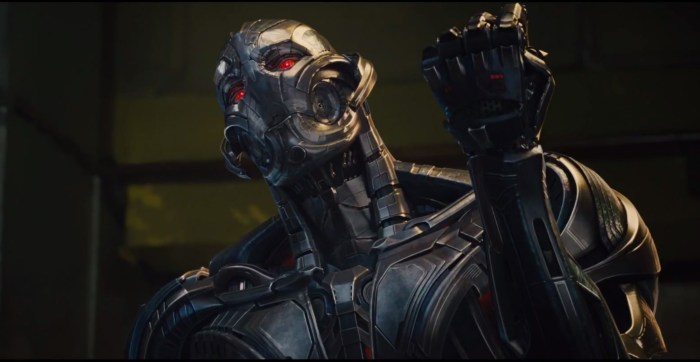 Se filtra escena post-créditos de 'Avengers: Age of Ultron'