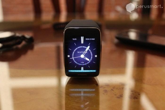[Análisis] Samsung Gear S
