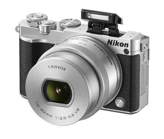 [Nota de Prensa] Preventa nueva Nikon 1 J5