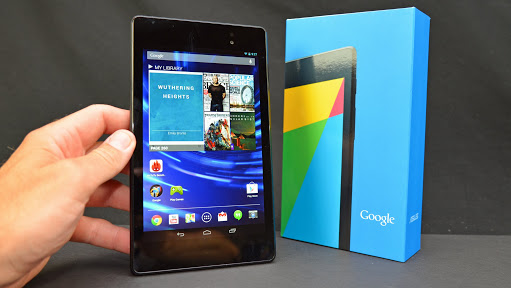 Google descontinua la Nexus 7