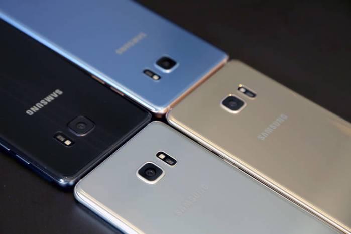 Las 4 operadoras más grandes de EEUU le dan la espalda al Galaxy Note 7