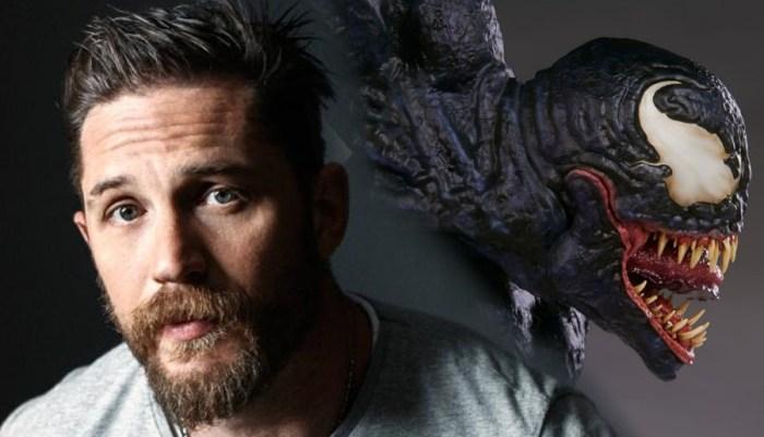 Tom Hardy será Venom en nueva película de Spider-Man