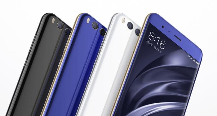 Ya puedes reservar el Xiaomi Mi 6