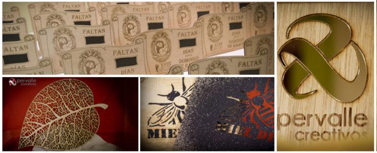 Tipos de placas y trofeos personalizados 100 Artesanales - Pervalle