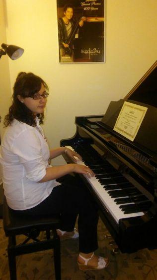 Samantha Vergata - I premio III Concorso Nellina Cappellani Costa