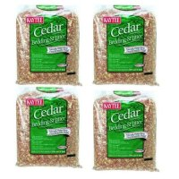 Cedar Bedding & Litter - 3000 CUBIC in. Rabbit Products ...