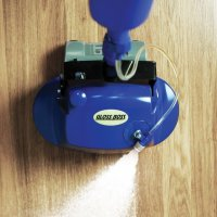 Gloss Boss Polishing Floor Scrubber  Petagadget