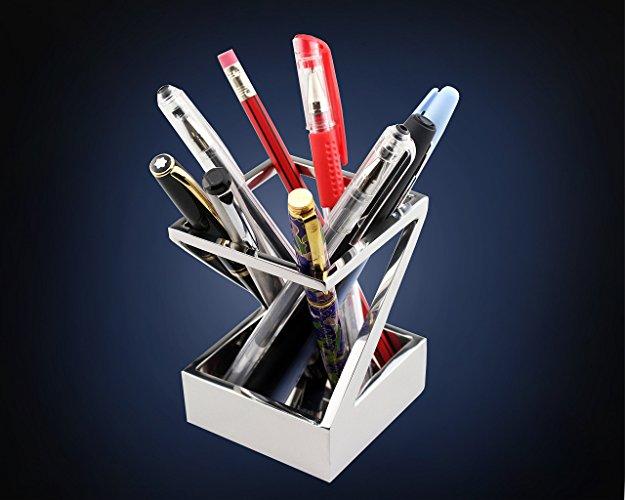 Artsondesk Modern Art Pen And Pencil Holder Petagadget