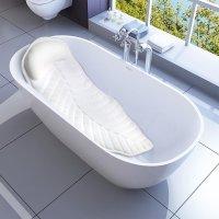 Full Body Spa Bath Pillow Mat  Petagadget