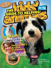 Kids Guide to Helping Animals Cover
